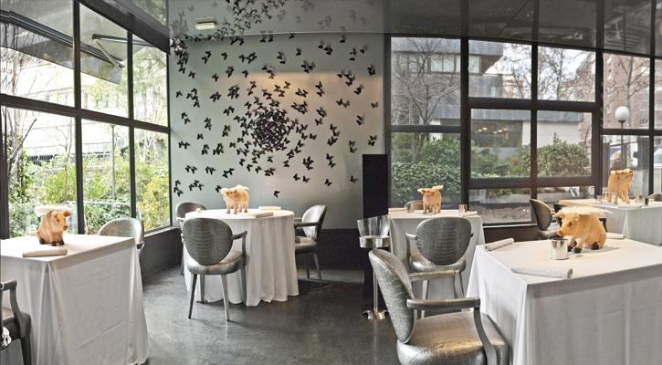 Restaurante Diverxo. / Foto: gastroactitud.com