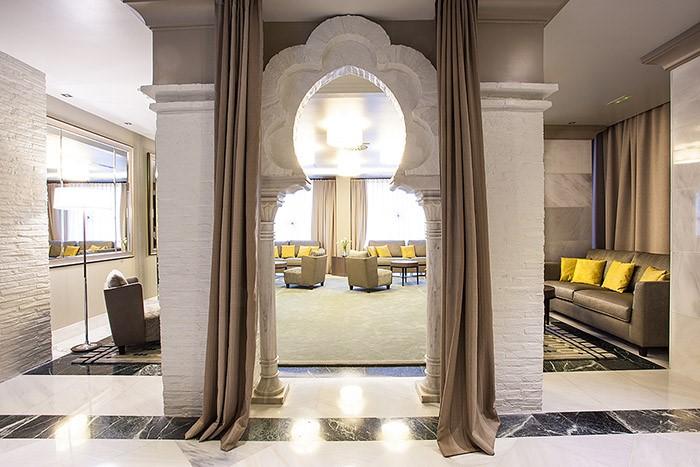 hotel en Granada Vincci Albayzín 4*