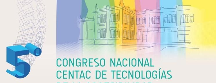 Málaga acoge el 5º Congreso Nacional CENTAC de Tecnologías de la accesibilidad