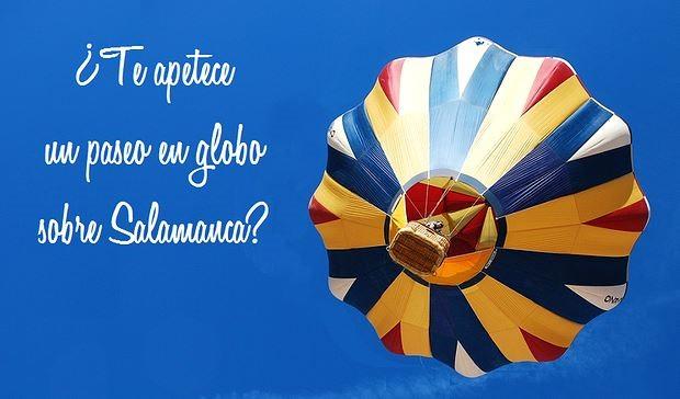 Salamanca en globo