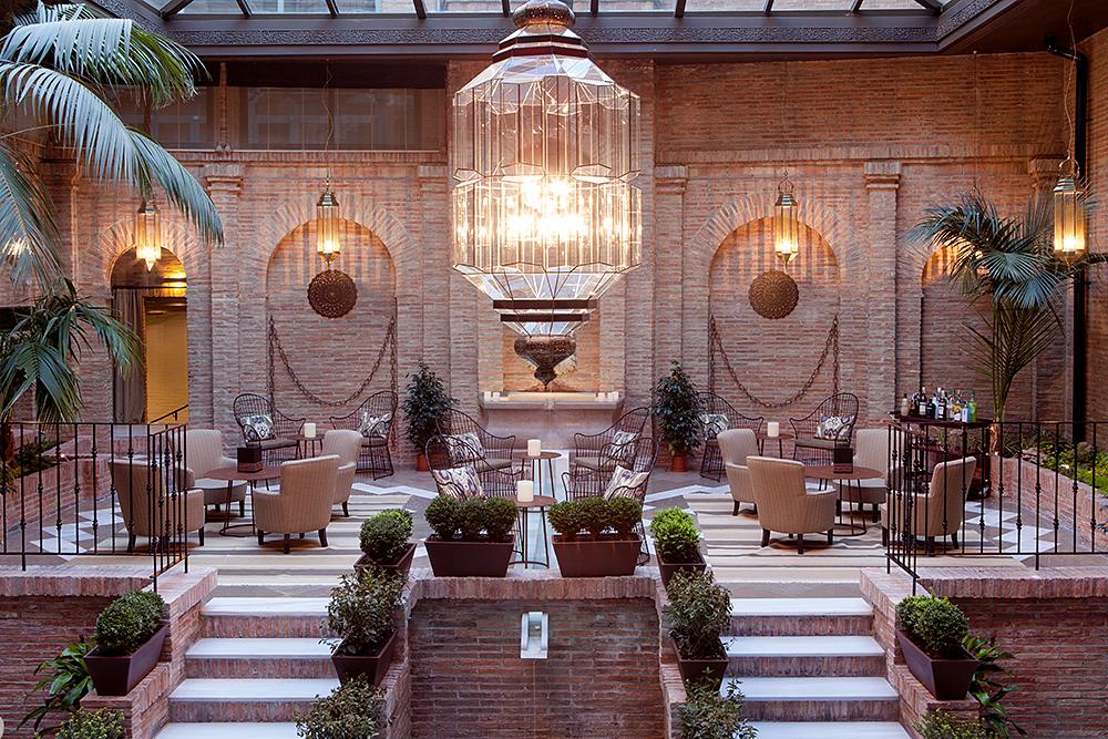 Hotel en Granada Vincci Albayzin4*