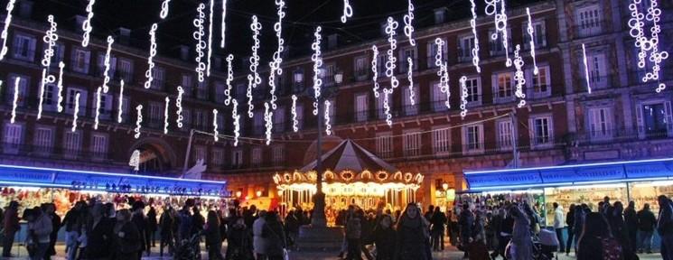 Madrid, Barcelona, Marbella, Málaga, Santander… Mercadillos de Navidad que no puedes perderte
