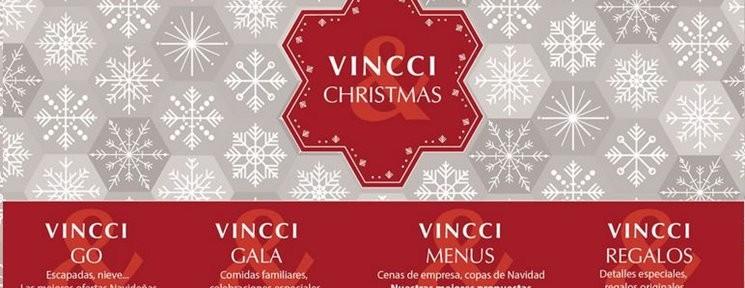 ¡Estas Navidades las celebro en Vincci Hoteles!