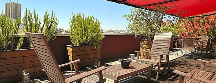 ¡Nuestro hotel en Madrid Vincci Soma4* cumple 7 años!