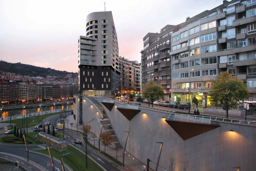 Vincci Hoteles en Bilbao