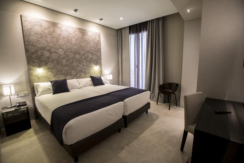 Hotel en Valencia Vincci Mercat