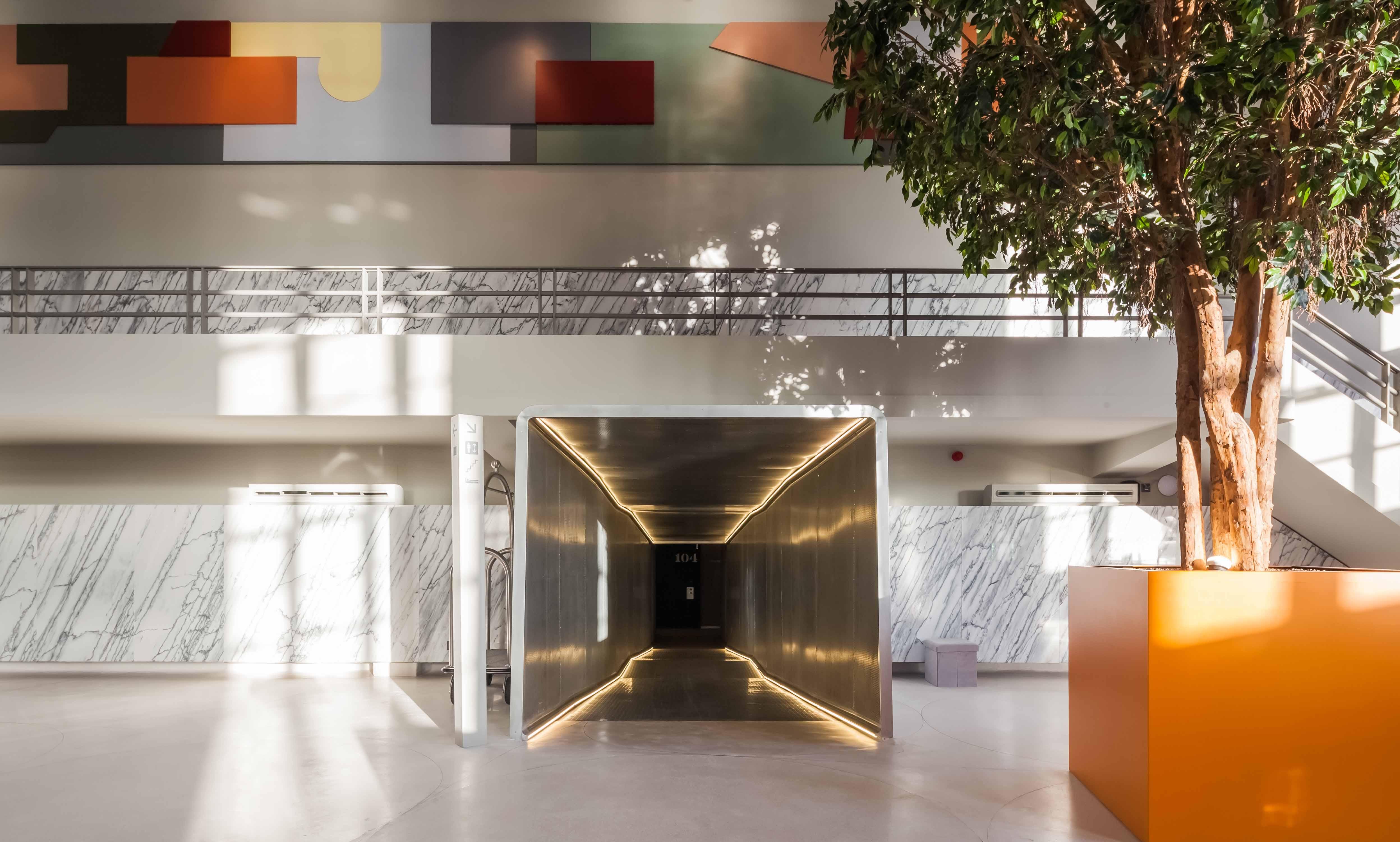 Hotel en Portugal VincciPorto_b2
