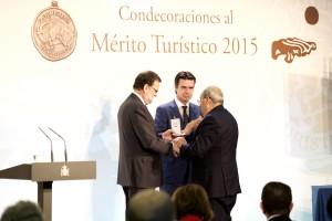 Mariano Rajoy, José Manuel Soria y Rufino Calero 1