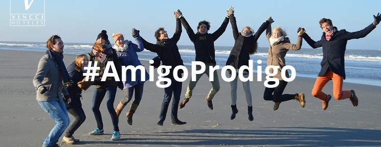 Concurso #AmigoPródigo: recupera al amig@ que encontró pareja y desapareció