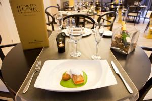 Restaurante Le Diner, en Vincci Selección Posada del Patio 5* Málaga