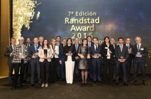 Premiados Randstad Award 2016