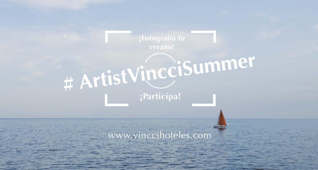 Buscamos al artista del verano Vincci