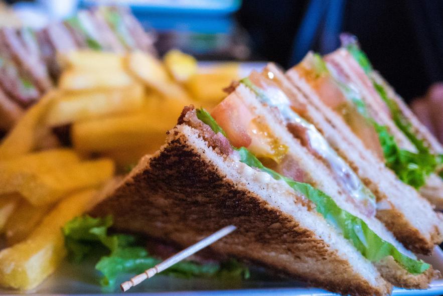 Los clientes Vincci se comen 1.000 Sándwiches Club al día