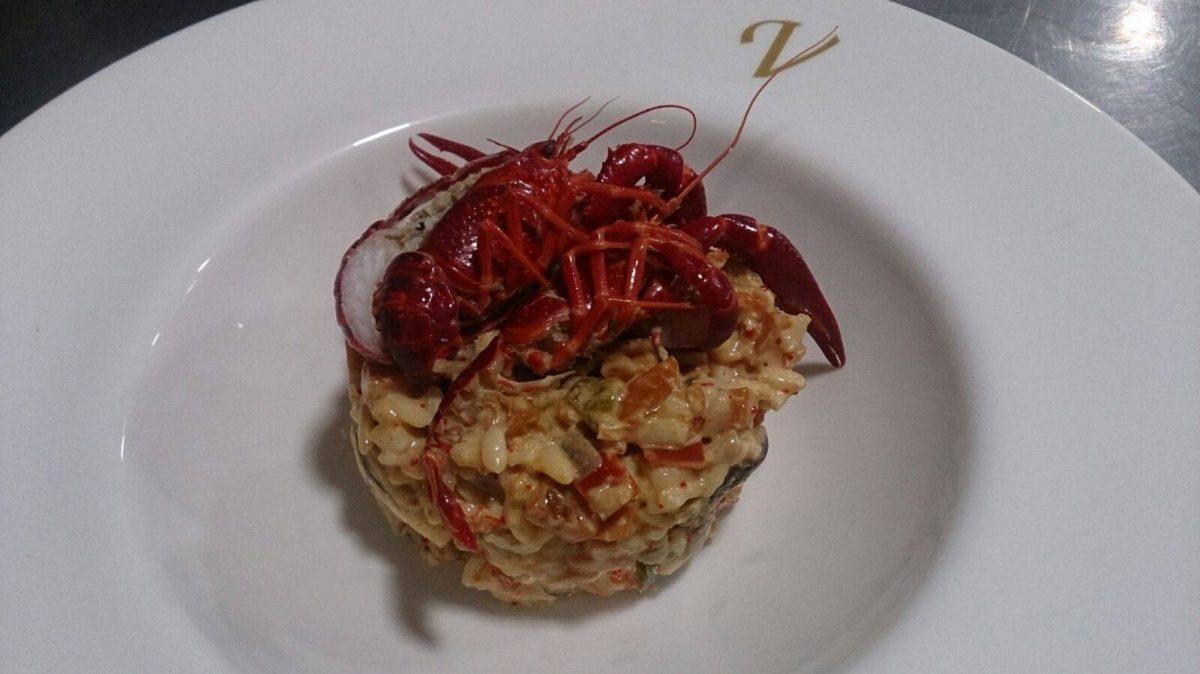 El sabor a Guadalquivir se degusta en Vincci La Rábida