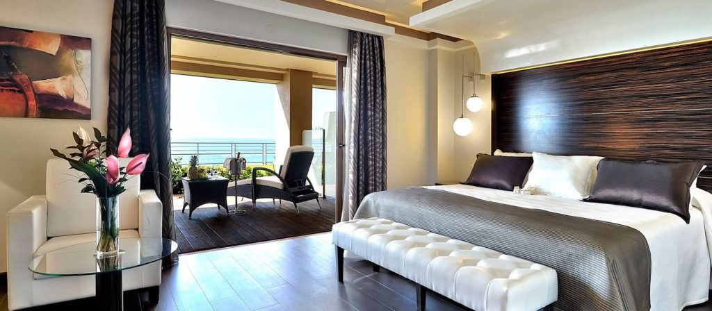 Habitacion suite en Vincci Selección Aleysa Boutique & Spa 5*