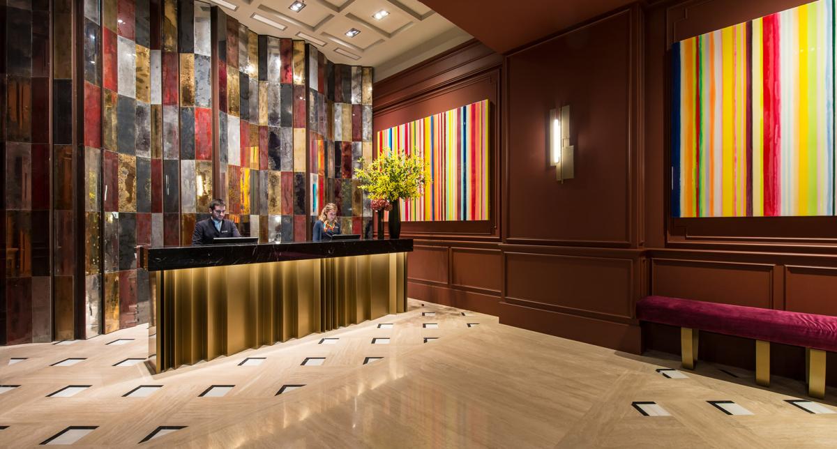 Vincci mae 4 el nuevo hotel de estilo neoyorquino de - Hotel vincci barcelona ...