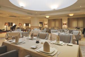 Restaurante Baraka en Vincci Selección Estrella del Mar 5* Marbella