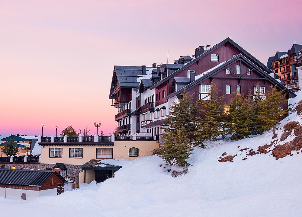 Vincci Selección Rumaykiyya 5*, un refugio de lujo en Sierra Nevada, inaugura temporada de esquí