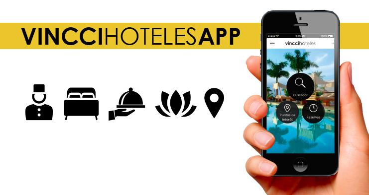 Vincci Hoteles App