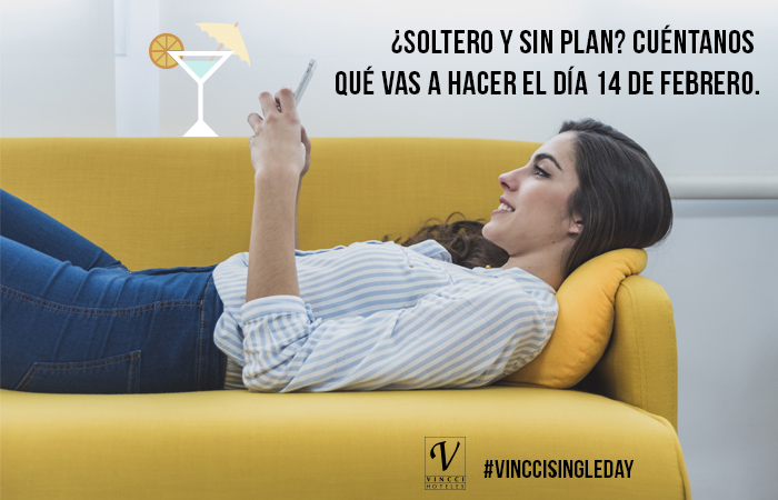 Sorteo Facebook #VincciSingleDay