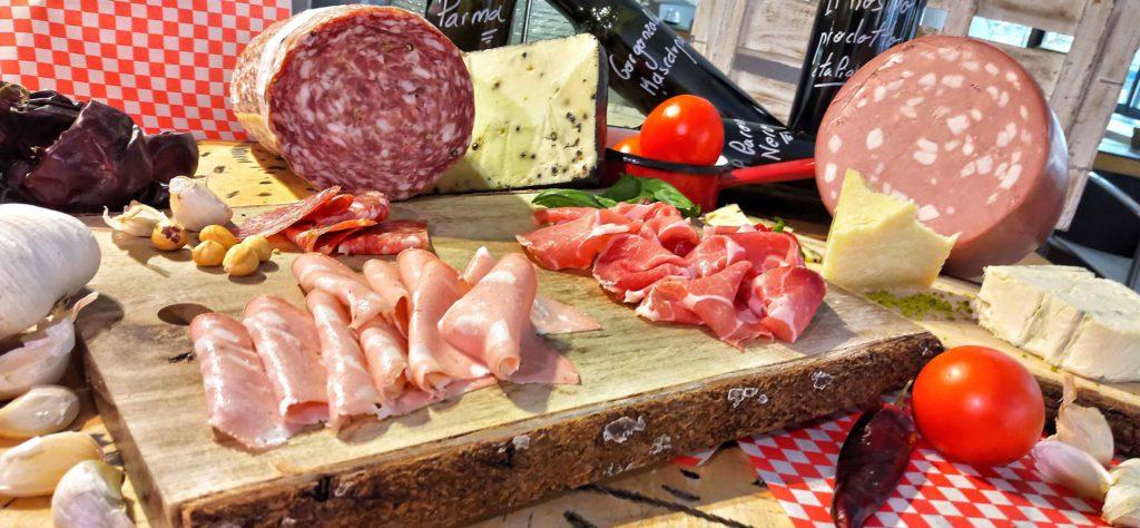Buffet Desayuno Italiano - VinccI Soma