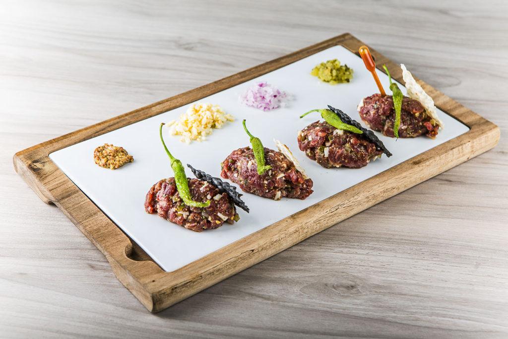 Steak Tartar - NoMad Food&Bar - Vincci Soho