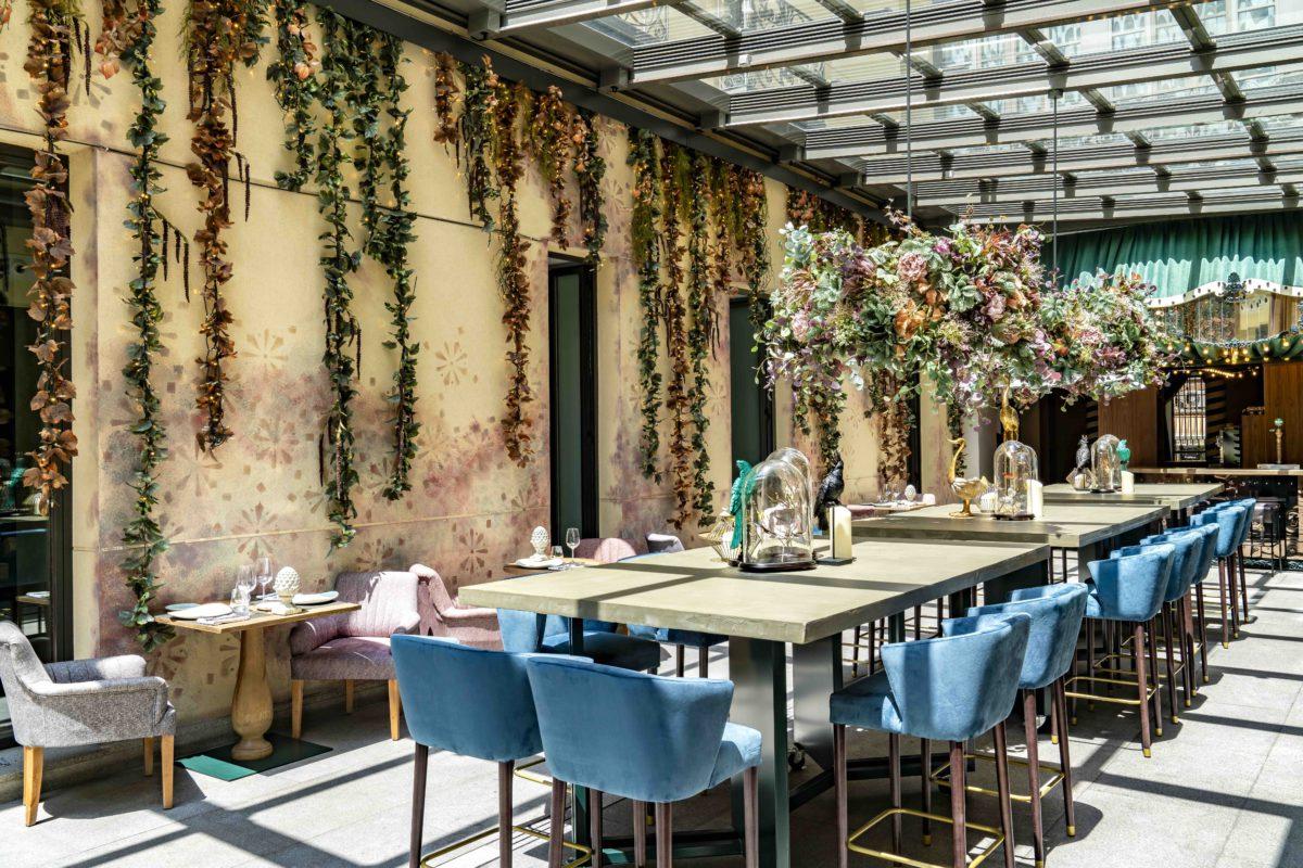 Vincci Hoteles presenta su secreto mejor guardado: La experiencia de frescura de sus patios