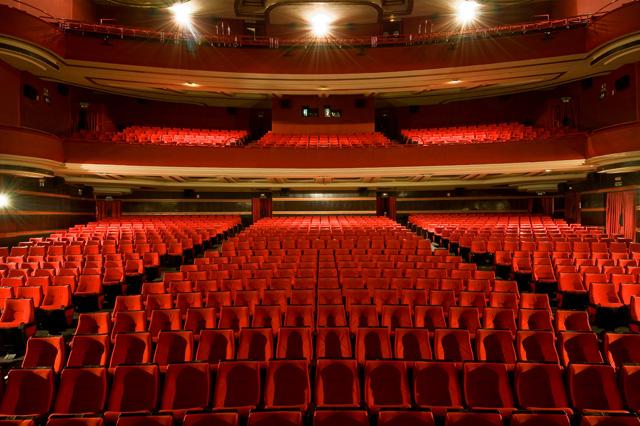 Butacas Cine Capitol