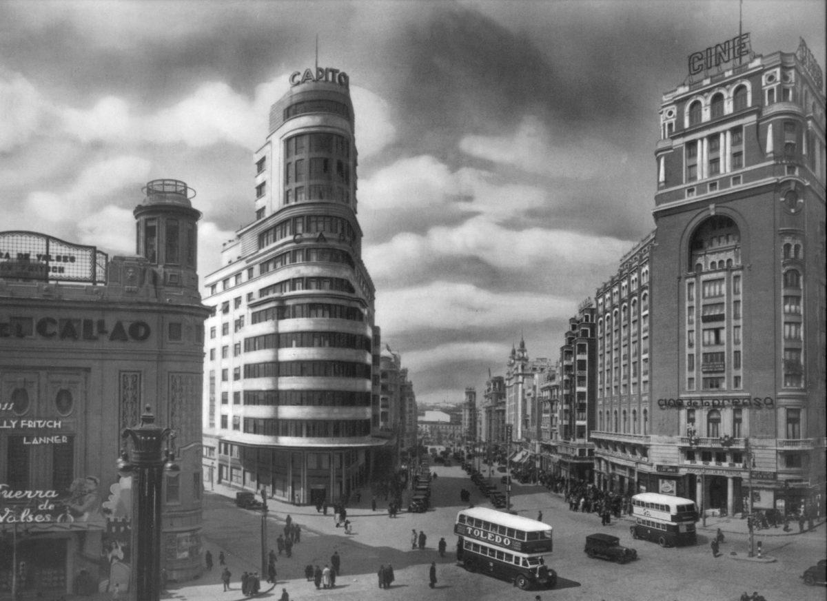 85 aniversario del edificio Carrión: testigo de la Gran Vía, emblema de Vincci Hoteles.