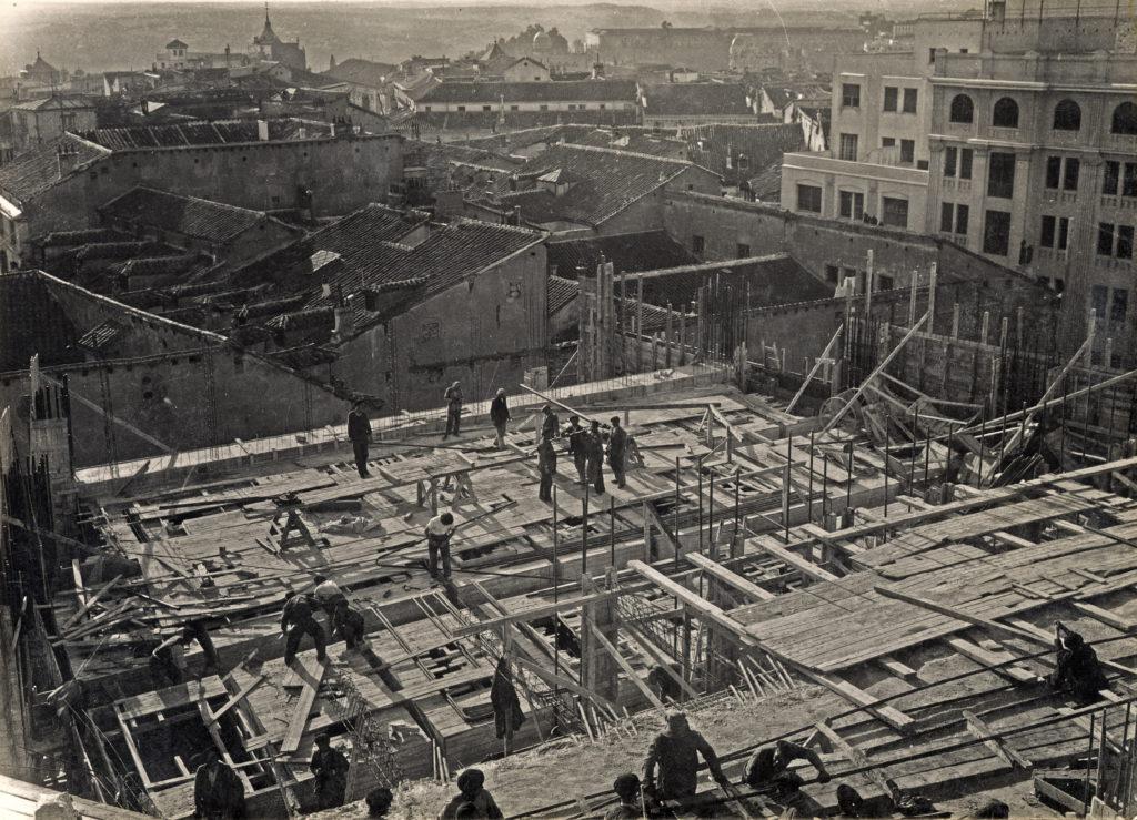 Construcción Edificio Carrión