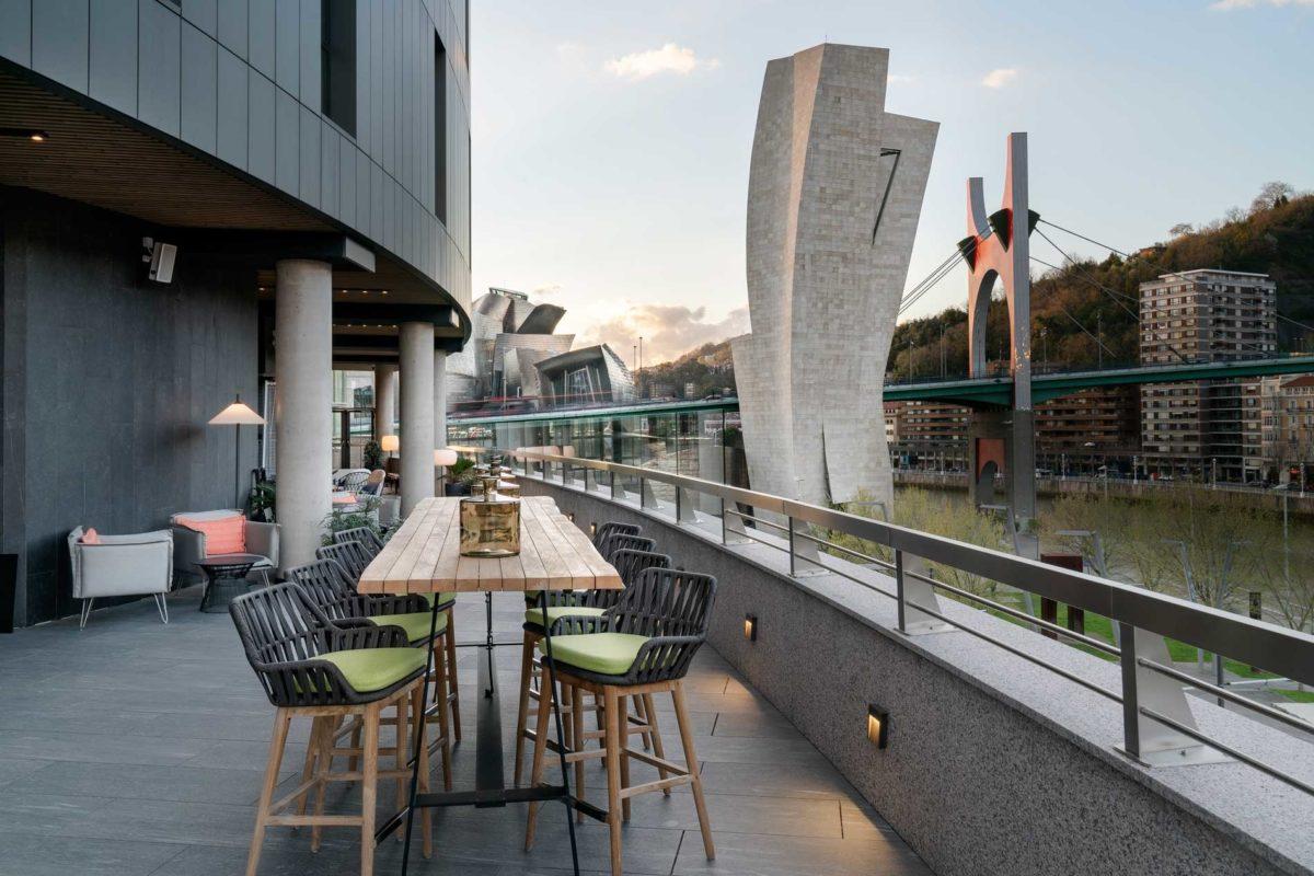 terraza Vincci Consulado de Bilbao