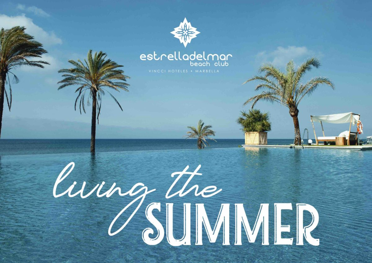 """LIVING THE SUMMER"", cuando el verano se vive intensamente en el Beach Club Estrella del Mar"