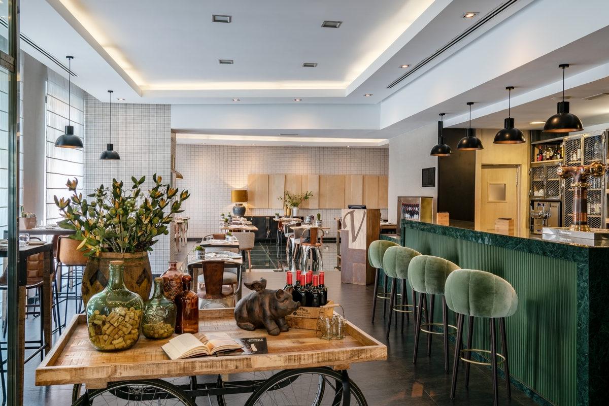 """Vincci Selección Posada del Patio 5* presenta su nuevo concepto gastronómico: """"La Posada Food&Living"""""""