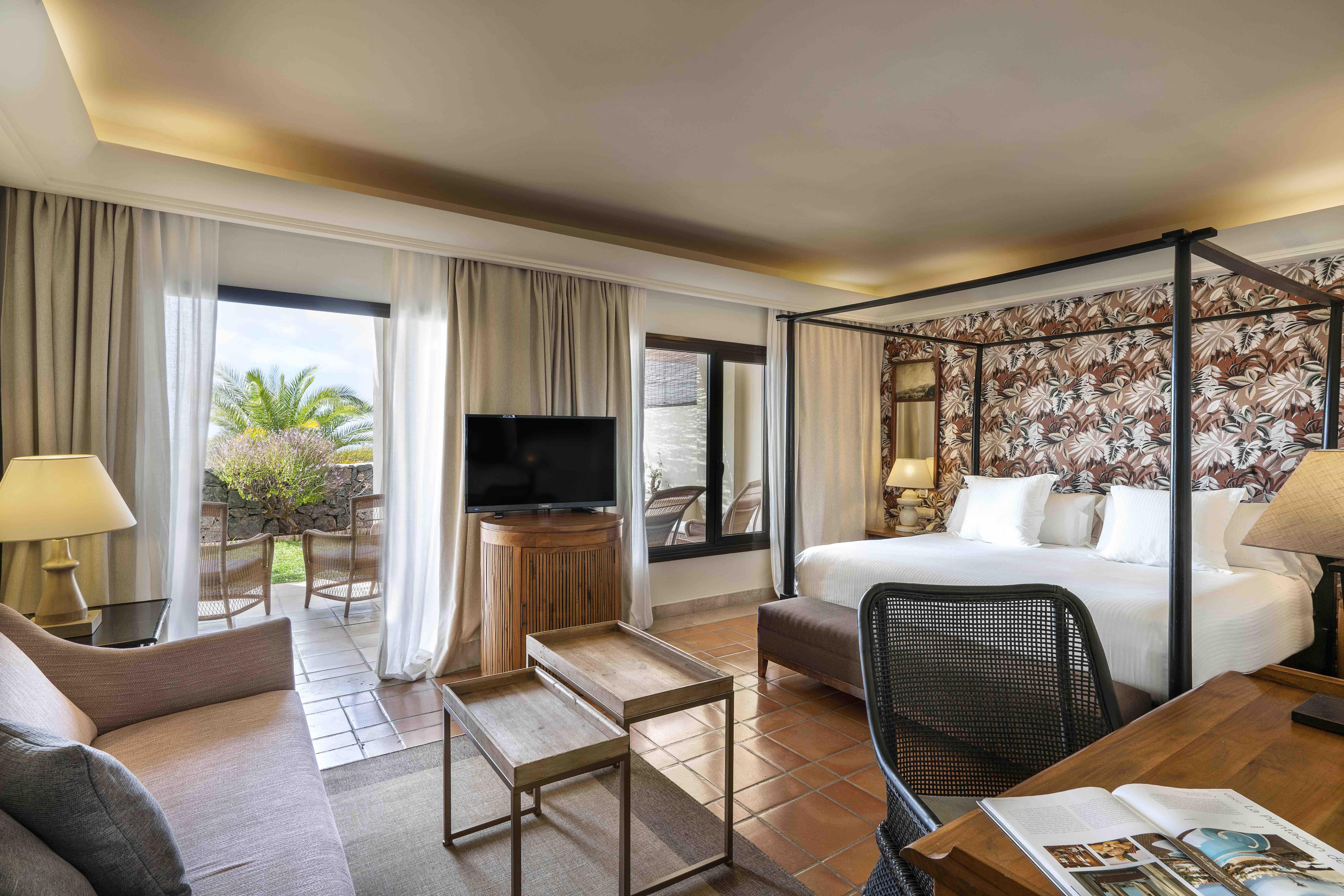Dormitorio Villa Jardín