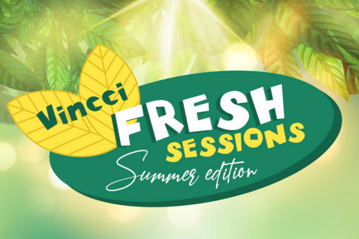 """Vincci Hoteles invita a vivir el verano más refrescante con las """"Vincci Fresh Sessions"""""""