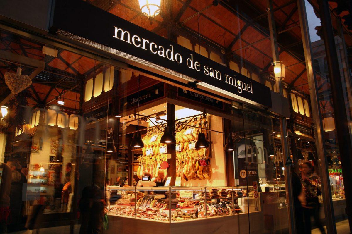 Mercados Gastronómicos en Madrid: el mercado de San Miguel y otros 5 que quizás no conozcas