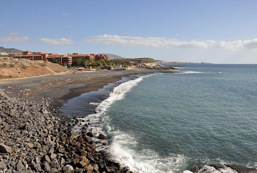 Playa de la Enramada en Costa de Adeje Tenerife
