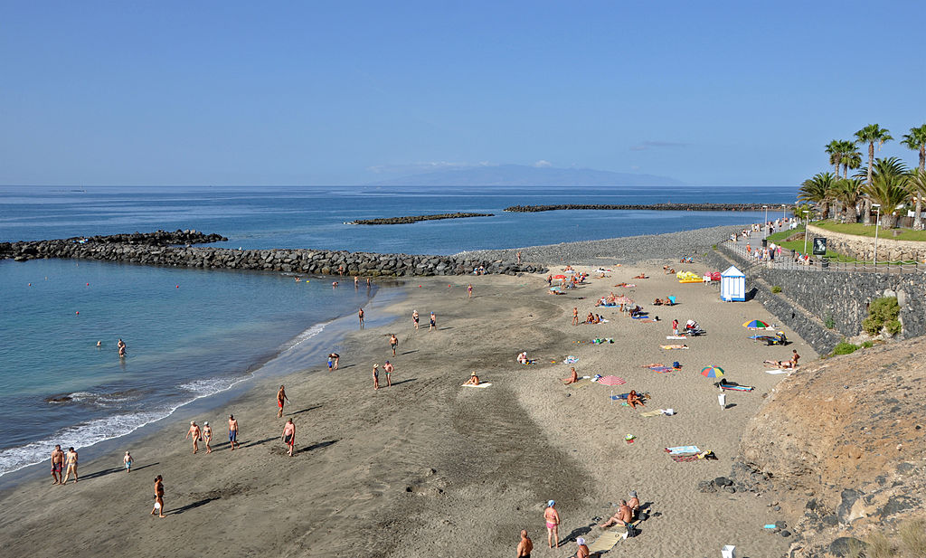 Las mejores playas en Costa Adeje: desde las calas más tranquilas a las playas más concurridas