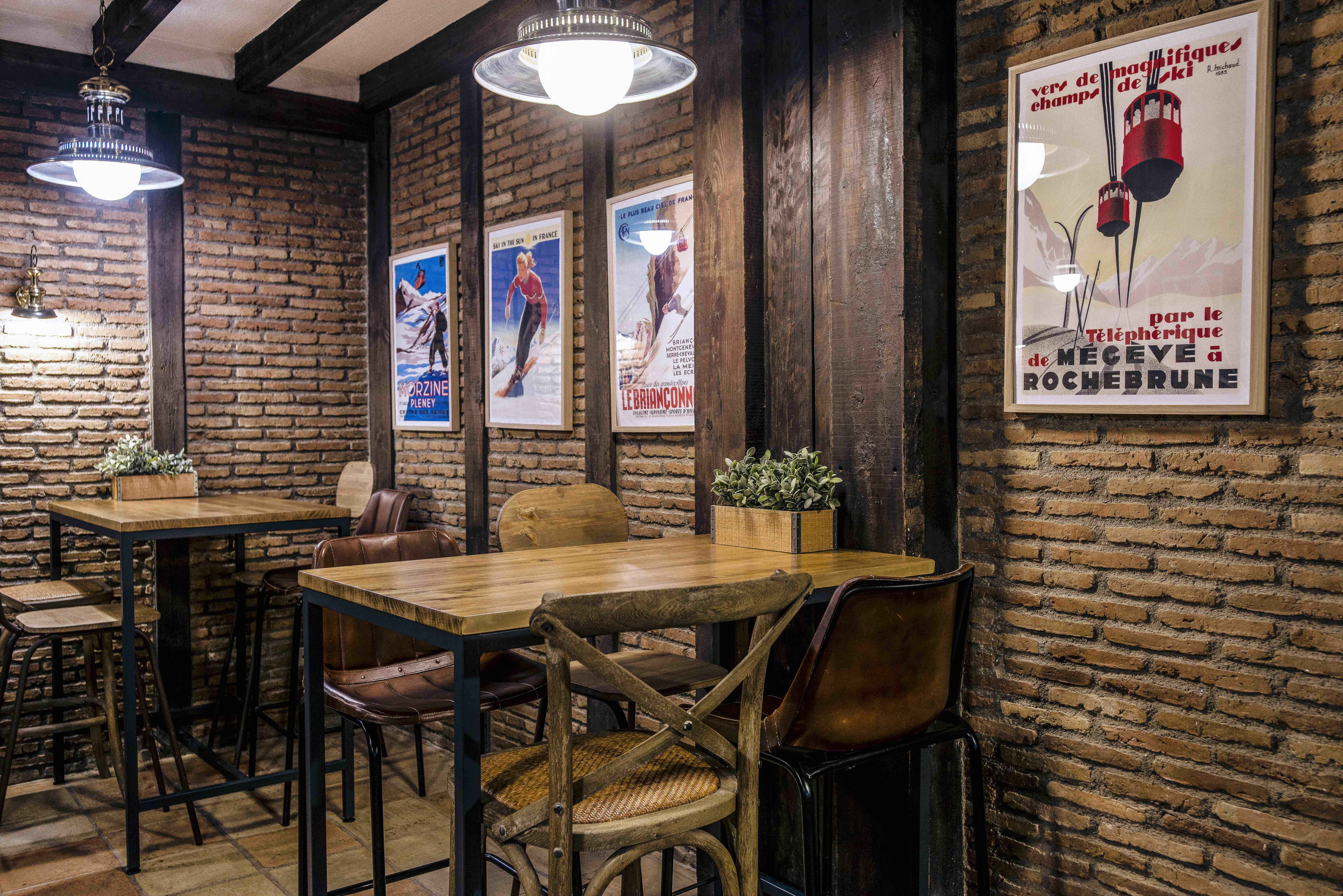 Bar lounge Edelweiss