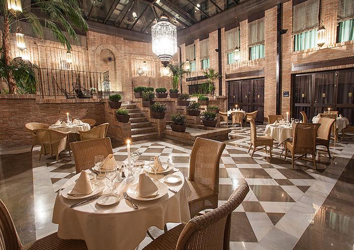 restaurante Gran Patio La Acequia