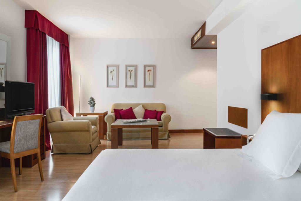 Habitación Superior Vincci Ciudad de Salamanca