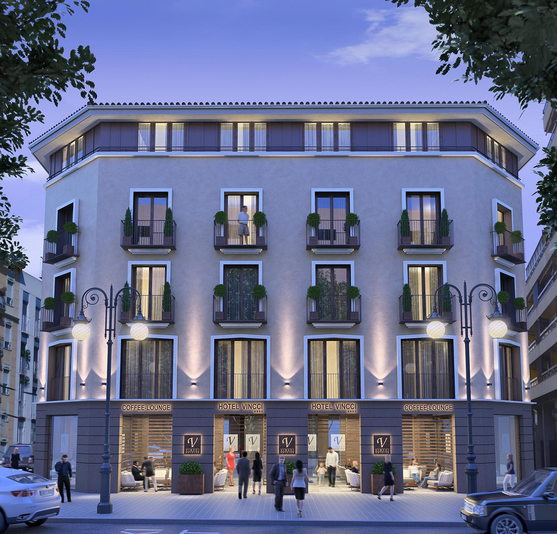 Nuevo Hotel en Valencia