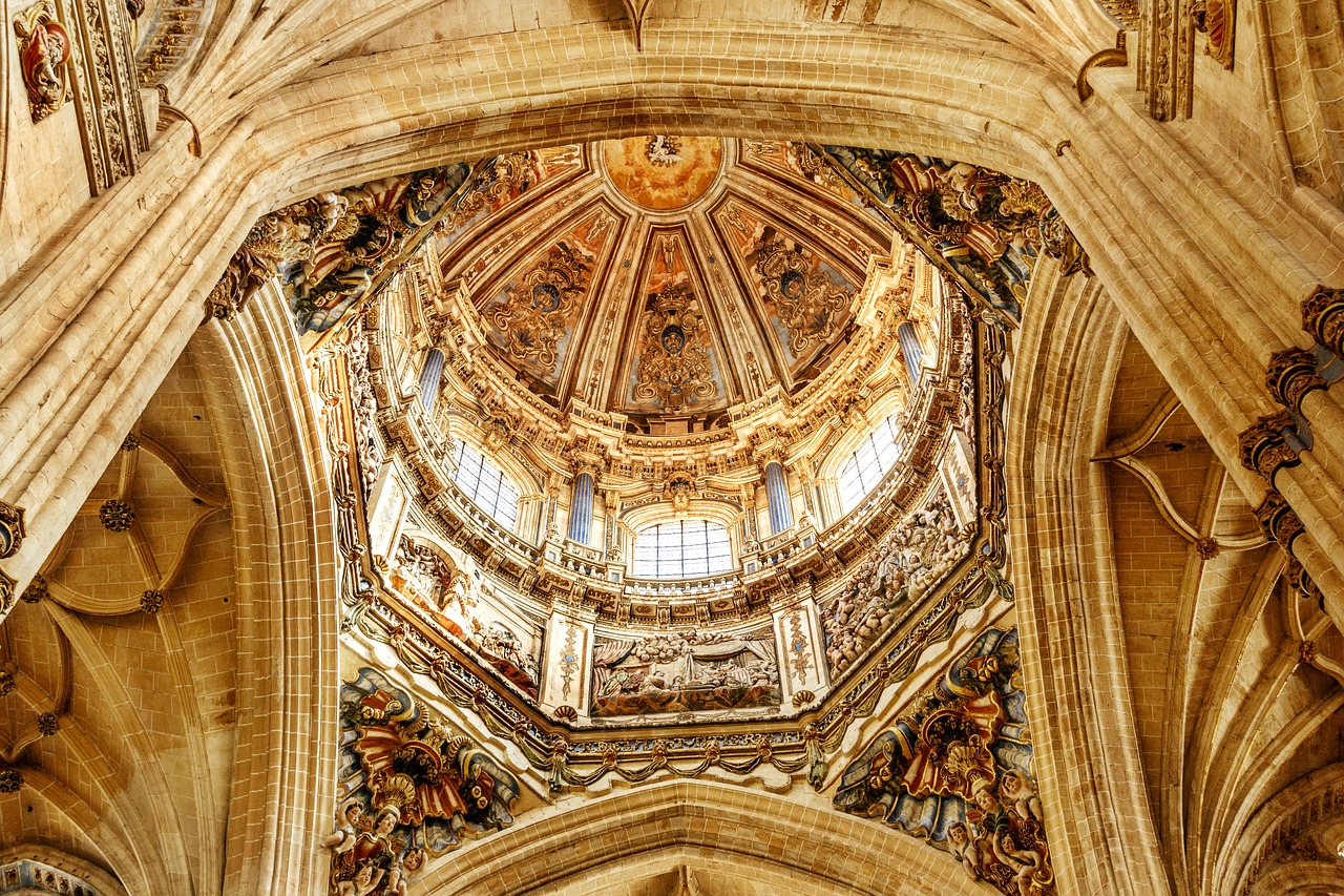 Cúpula de la Catedral de Salamanca