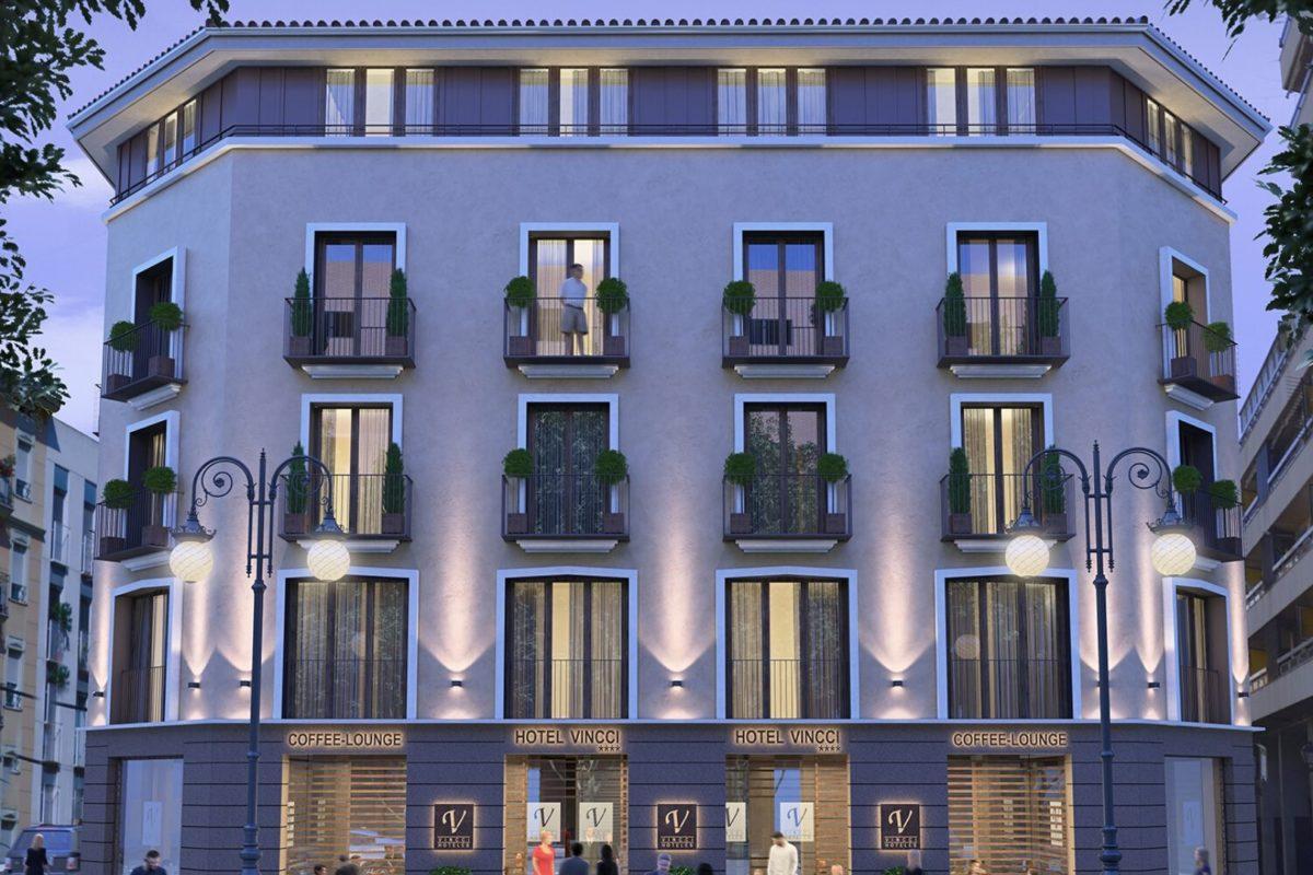 Vincci Hoteles prosigue su imparable desarrollo con la apertura de cinco nuevos establecimientos