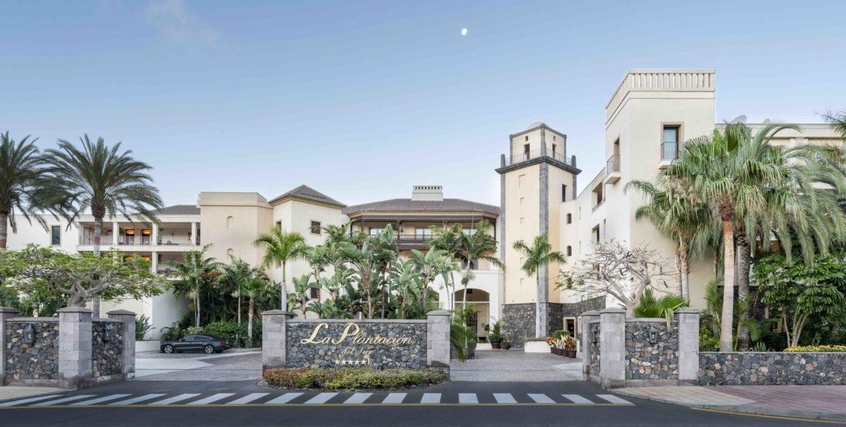 Vincci Selección La Plantación del Sur 5* (Tenerife), entre los 100 mejores hoteles del mundo