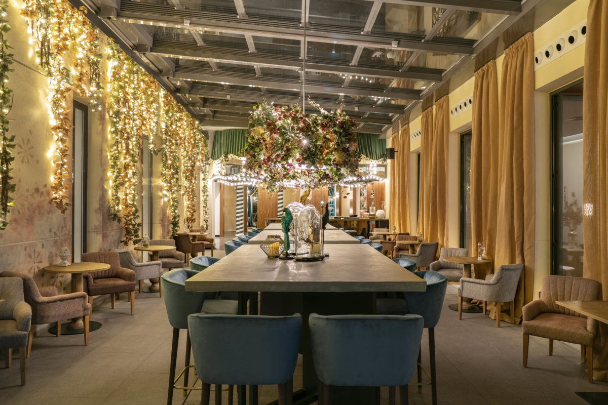 Las Mejores Terrazas De Invierno En Hoteles De Madrid