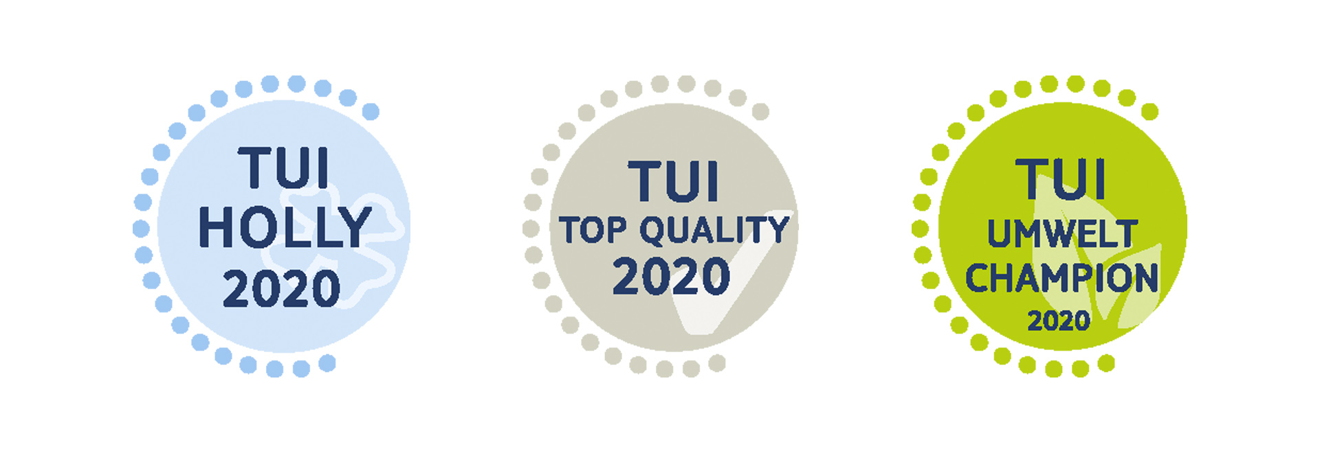 Premios TUI Holly 2020