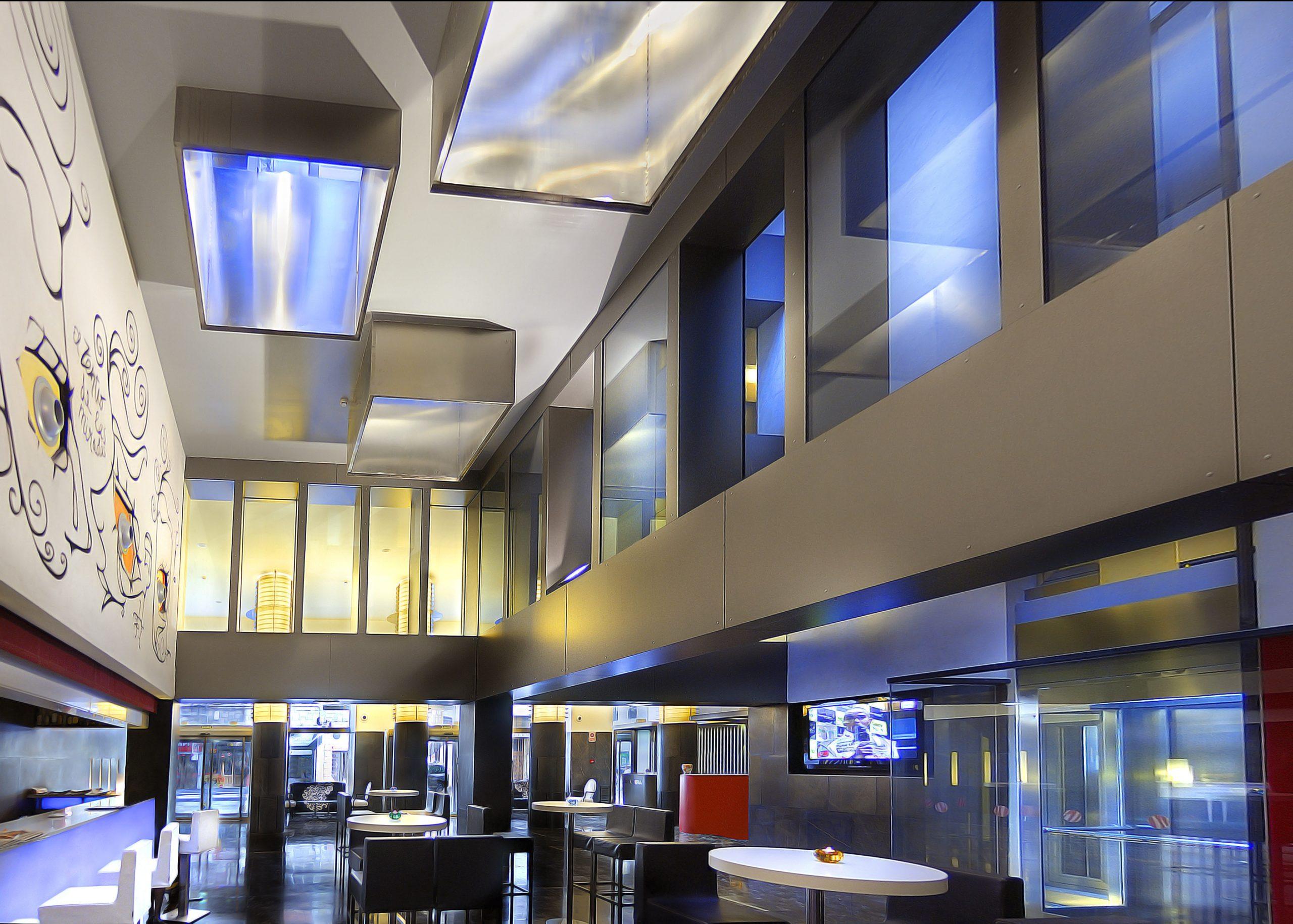 Hall Vincci Zaragoza Zentro