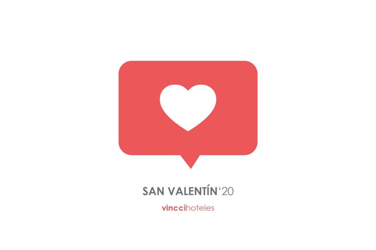 Hoteles para San Valentín 2020: en Vincci, opciones para todos los amores