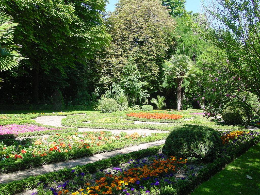 Jardines Campo Grande de Valladolid